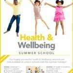 Health and Wellbeing flyer