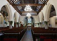 St Marys Church, Merton