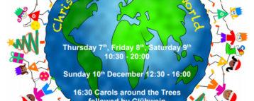 Christmas Tree Festival – Christmas Around the World