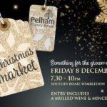 Pelham Christmas Market promo