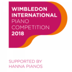 Wimbledon International Piano Competition logo