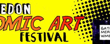 Wimbledon's First Comic Art Festival @ Merton Arts Space
