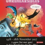 The Unrehearsables flyer