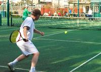 Cranleigh Tennis Club in Merton Park