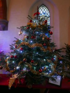 WCA, sponsor, tree, Trinity Christmas Tree Festival