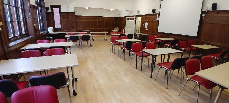 training-hall