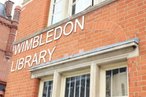 Wimbledon-library