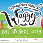 Back for a Second Year … The Wimbledon Guild Waggy Walk!