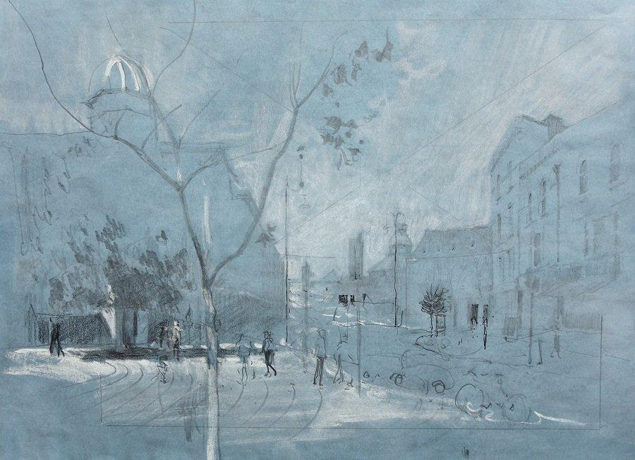 Wimbledon Broadway Piazza