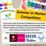 Wimblecomm's Summer in Merton Competition