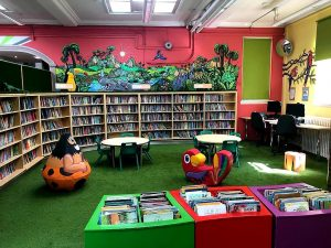 Merton Libraries Sensory Children's Libraries