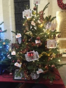 Christmas Tree Festival, WCA