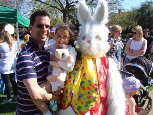 South Park Gardens Easter Egg Hunt