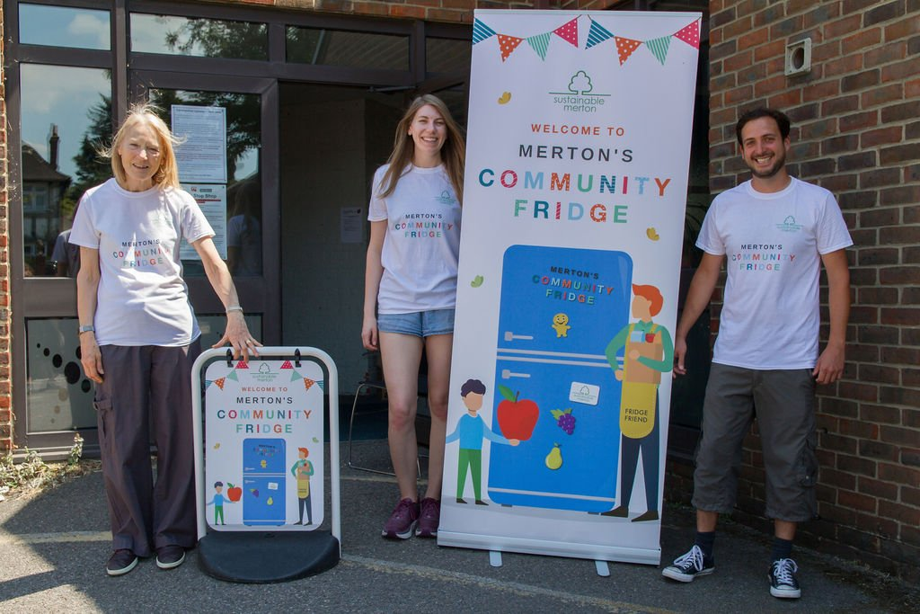 Sustainable Merton's Community Champions