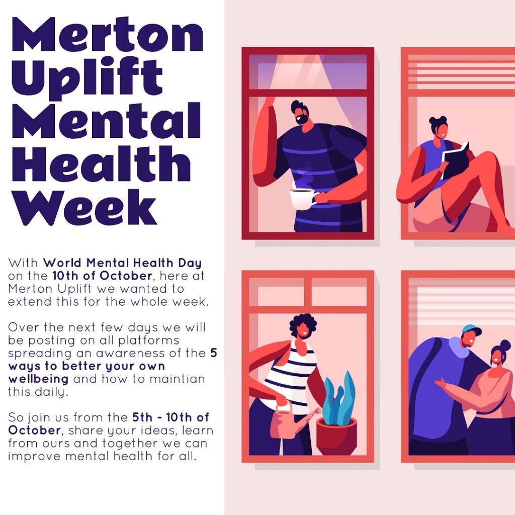 Merton Uplift Mental Health Week