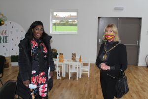 Sherwood Park Hall CIC Founders
