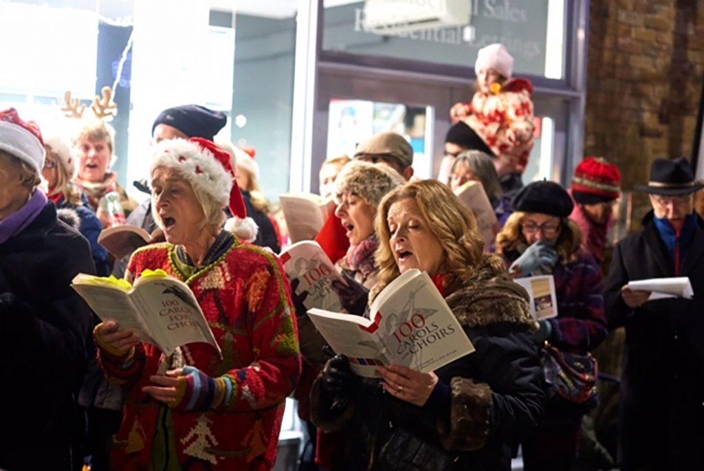 Wimbledon Choral Society Merton Music Foundation Christmas