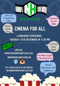 New Horizon Film Club, Film Merton, Mitcham